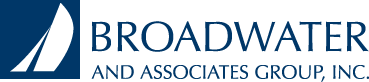 Broadwater Print Logo